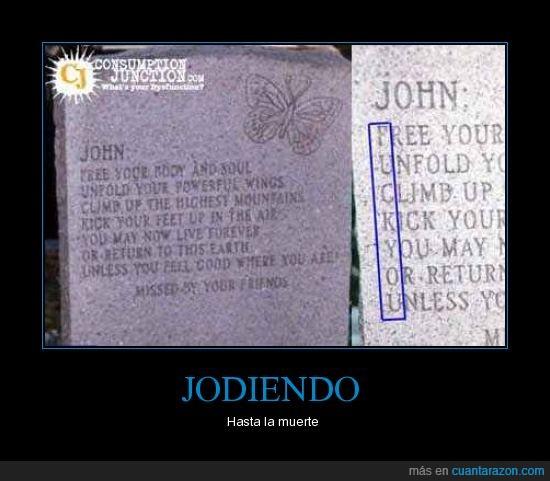 joder,lápida,muerte