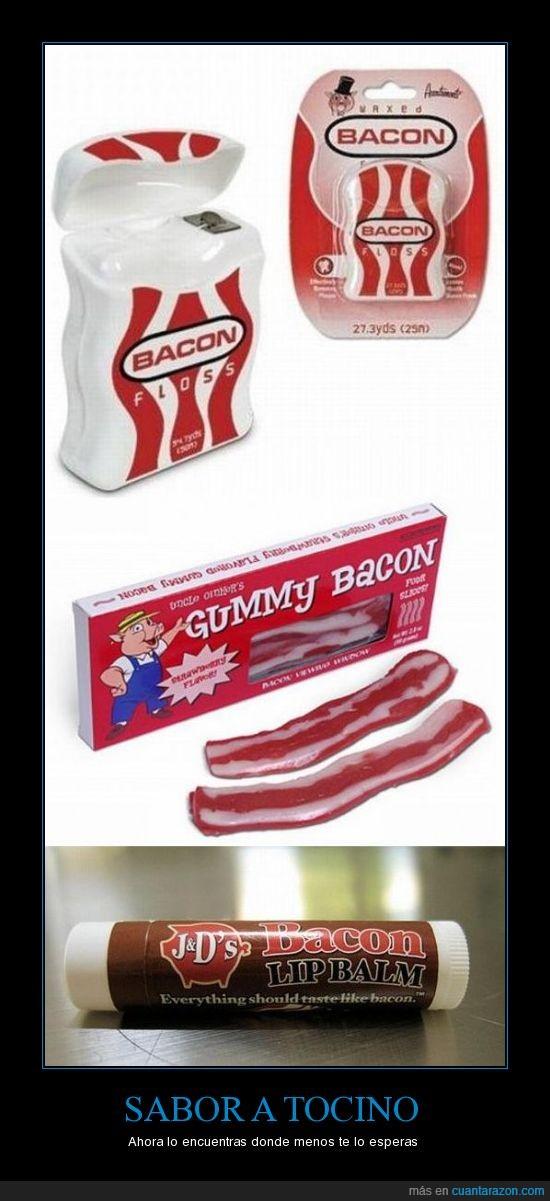 bacon,cerdo,lol,realidad,tocino,wtf