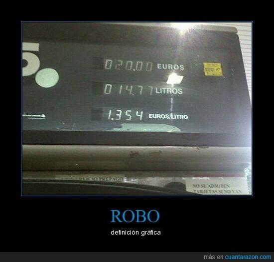 admitir,caro,cartel,euros,funcionar,gasolina,tarjetas
