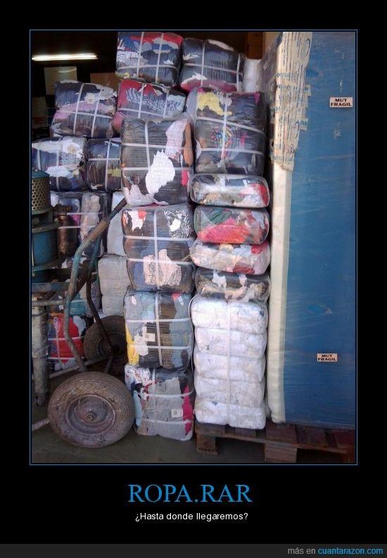 archivo,comprimir,rar,Ropa