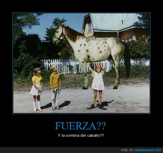 caballo,infancia,pipi,serie