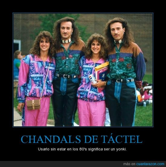 80,chandal,tactel,yonki