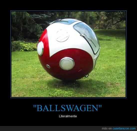 ball,coche,literalmente