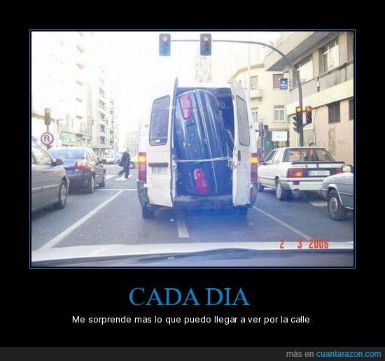 coche,furgoneta,transportar