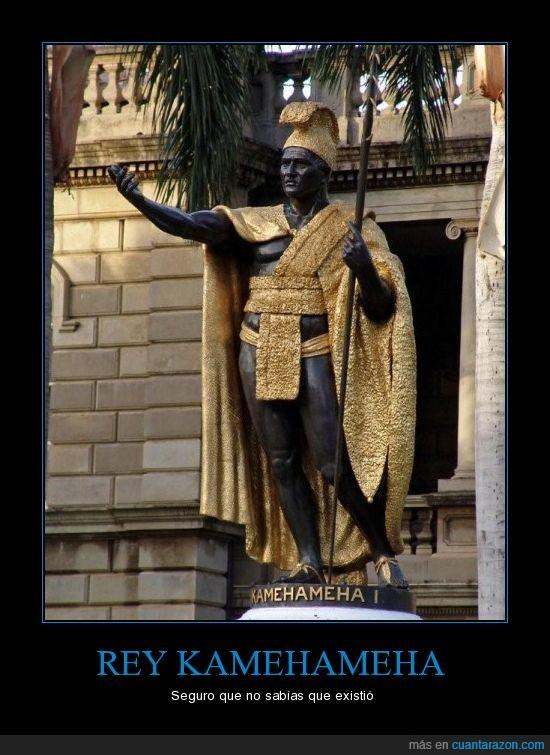 estatua,goku,kamehameha,rey