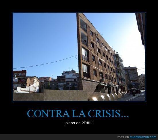 2D,crisis,perspectiva,pisos