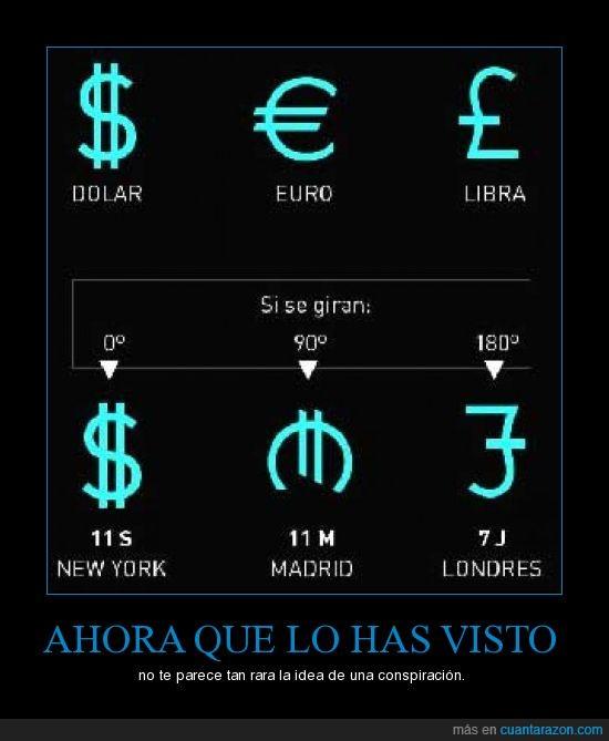 atentados,dinero,simbolos