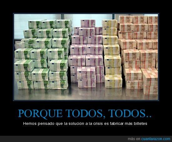 billetes,crisis,euros,fajos