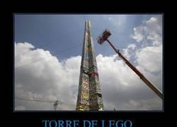Enlace a TORRE DE LEGO