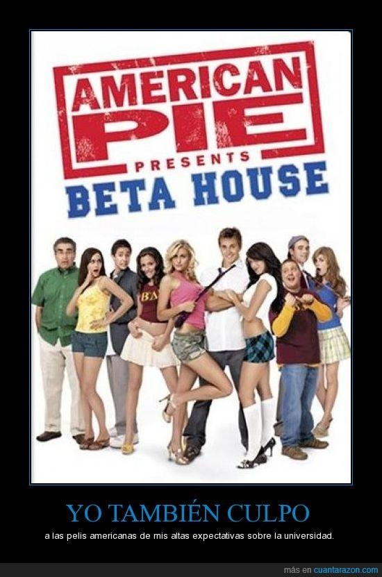 american,beta,espectativas,pie,poster,universidad