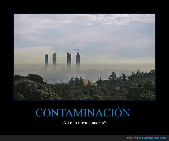 contaminación,polución,verdad