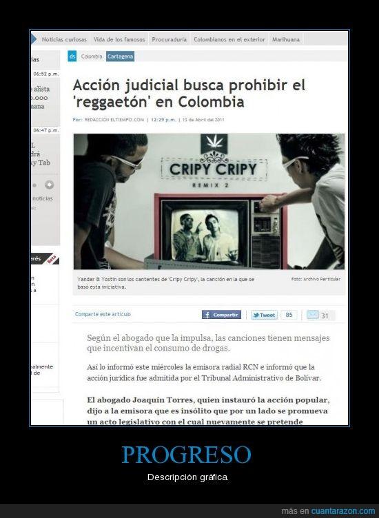 juicio,prohibicion,reggaeton