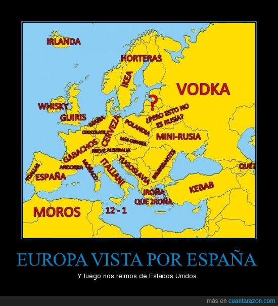 españa,europa,incultura,visión
