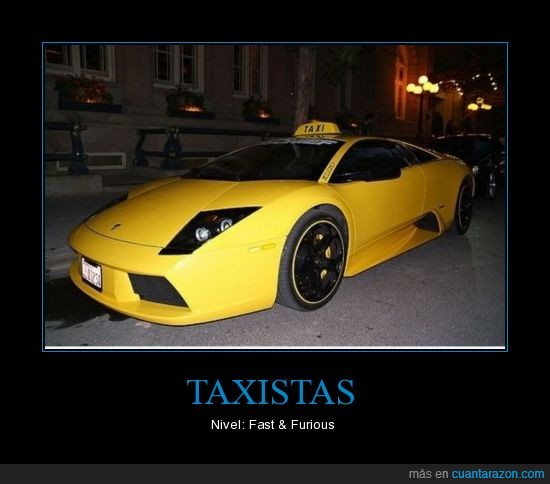 coche,fast,furious,taxi