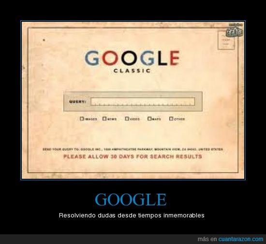 google,resolver,tiempo