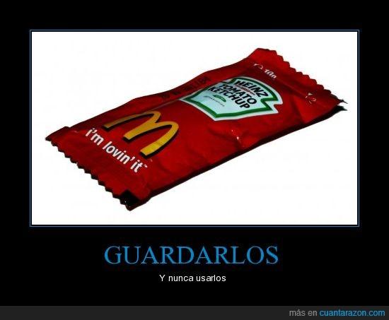 Ketchup,Mc Donalds