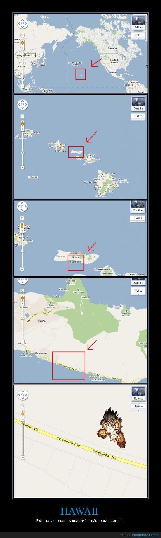 carretera,google maps,hawaii,kamehameha