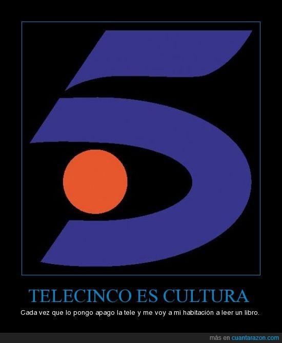 cultura,Grouxo,leer,Marx,Telecinco