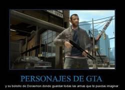 Enlace a PERSONAJES DE GTA