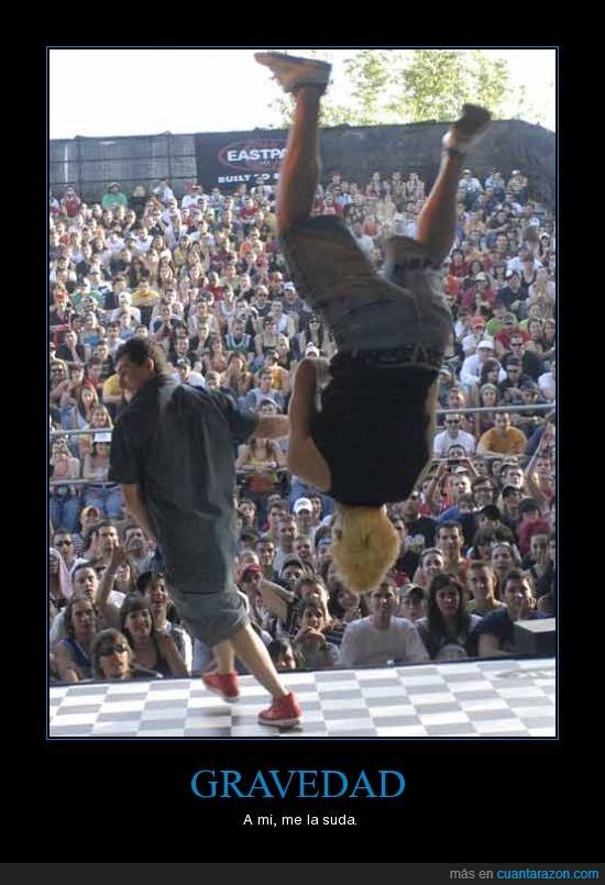 concierto,gravedad,me la suda,salto