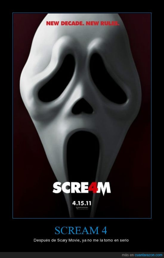 scary movie,scream,terror