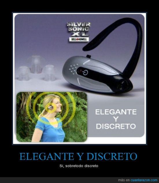 audífono,discreto,elegante,Teletienda