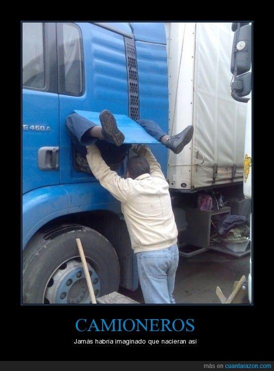 camion,nacer,parto