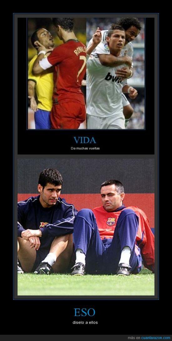 amor,barça,jose mourinho,madrid,odio,pep guardiola