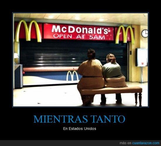 esperar,estados,mcdonalds,obesidad,unidos