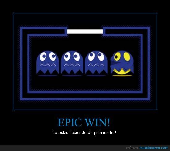 Ninja,PacMan