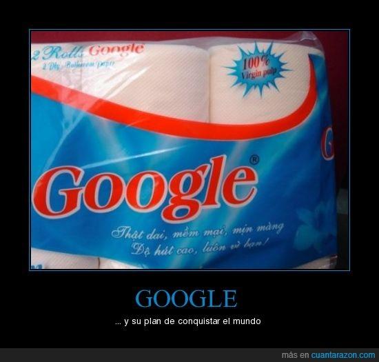 conquistar,google,higénico,mundo,papel