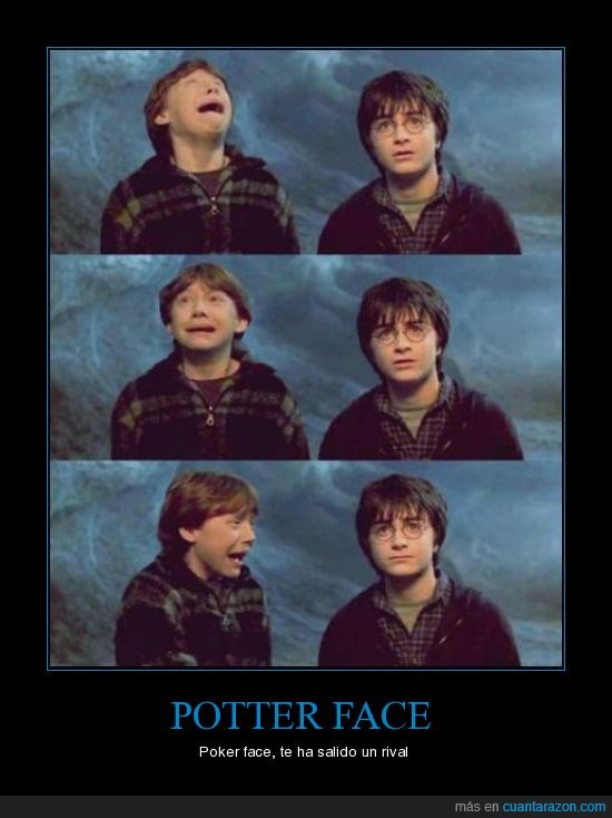 desmotivaciones,face,grawp,harry,poker,potter,ron,weasley