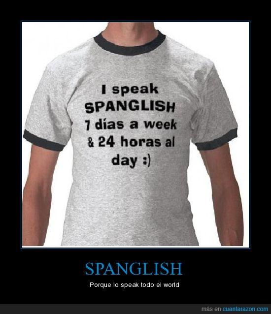 Cuánta Razón Spanglish
