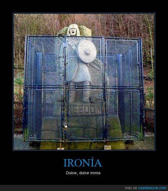 braveheart,ironía,libertad
