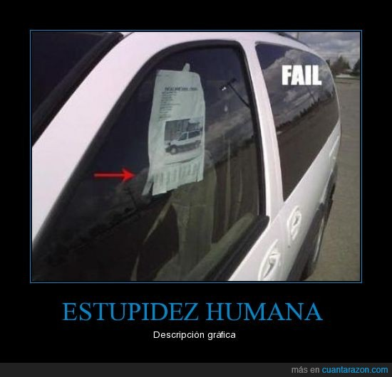 carro,estupidez,fail