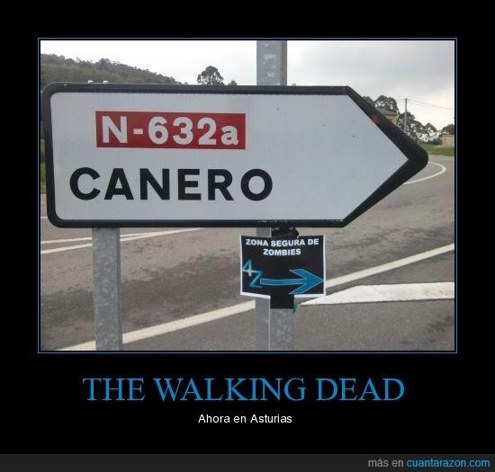 asturias,ruta,zombies