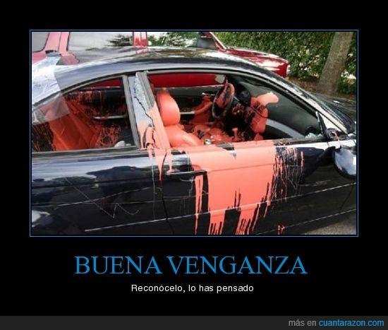 coche,venganza