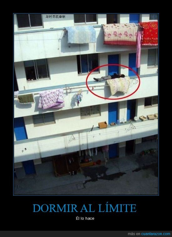 balcon,caida,dormir,limite
