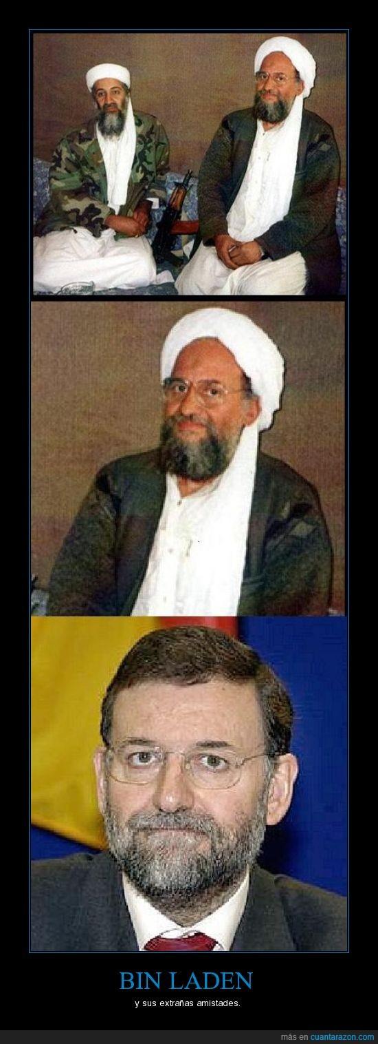 Osama,Rajoy