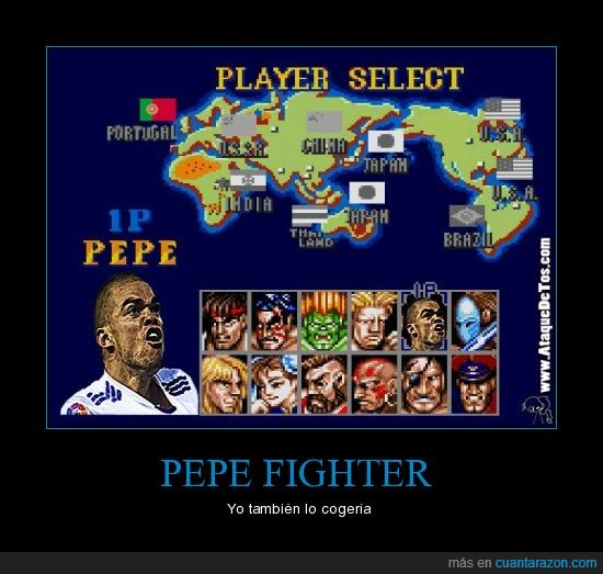fighter,país,pepe