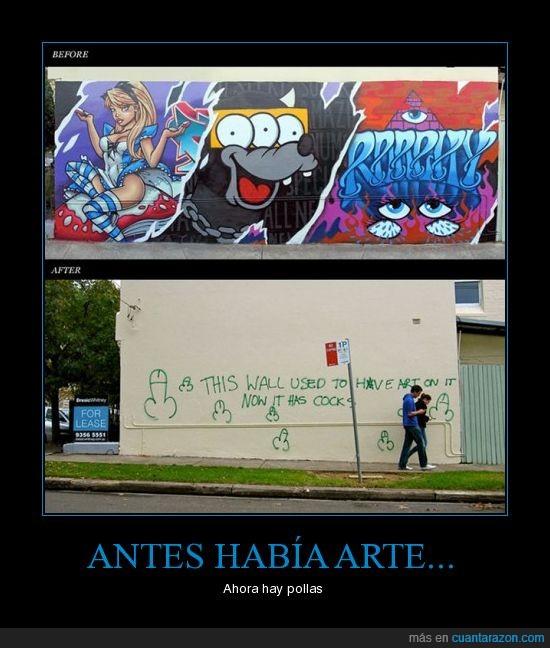arte,arte urbano,graffiti,pintadas