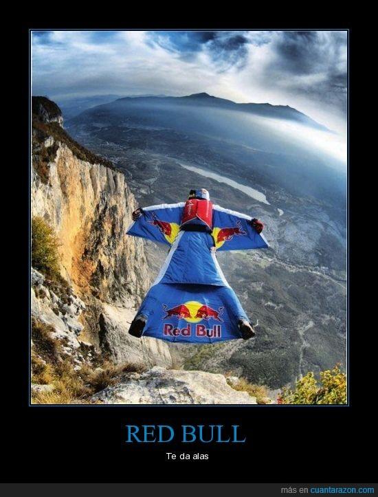 alas,red bull,volar