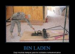 Enlace a BIN LADEN