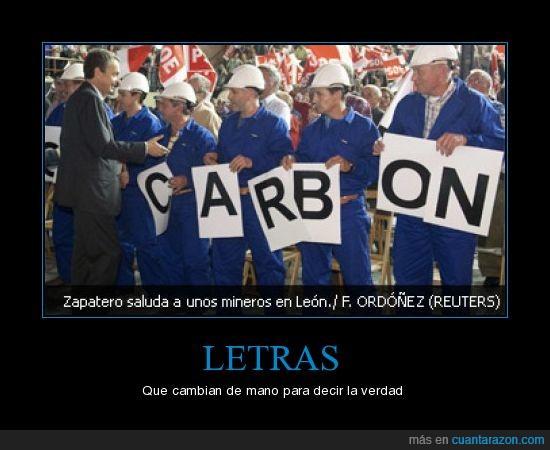 letras,obreros,zapatero