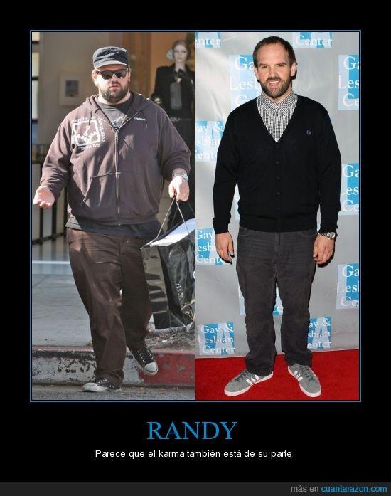 Ethan Suplee,karma,me llamo Earl,Randy