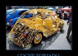 Enlace a COCHE FORJADO
