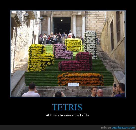 flores,girona,tetris