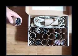 Enlace a ORGANIZAR CABLES
