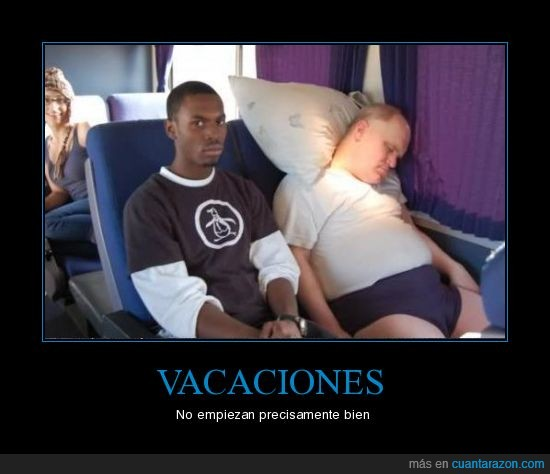 avion,dormir,incomodo,ropa interior,viaje