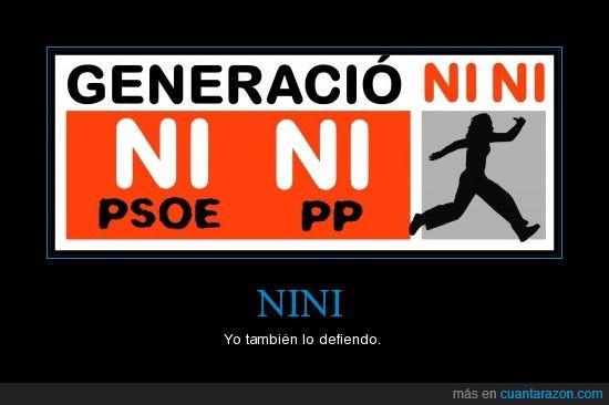 defender,elecciones,nini,partidos,pp,psoe